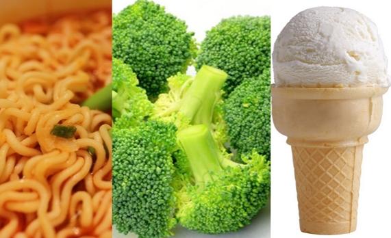 Beberapa Tipe Makanan Sulit Dicerna Tubuh
